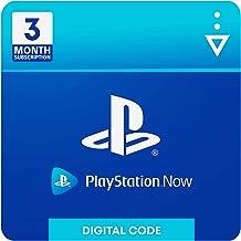 PlayStation Now: اشتراک 3 ماهه [کد دیجیتال]