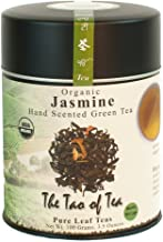 The Tao of Tea, Jasmine Green Tea, Loose Leaf, 3.5-Ounce Tins (Pack of 3)