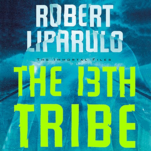 The 13th Tribe audiobook cover art