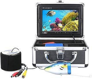 GRXXX Finder Subacuático Finder HD Cámara Bajo El Agua De 7 Pulgadas Pantalla De Color TFT CCD Y Función DVR De Visión HD ...