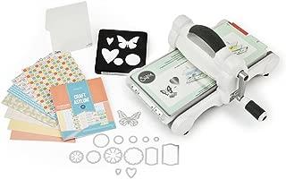 Sizzix- Máquina Big Shot Kit de inicio para cortes y accesorios