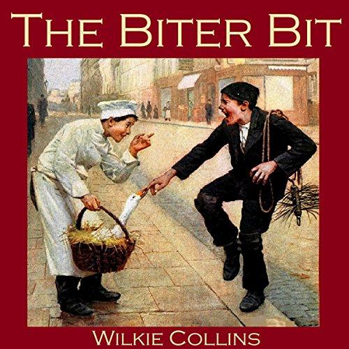 The Biter Bit audiobook cover art