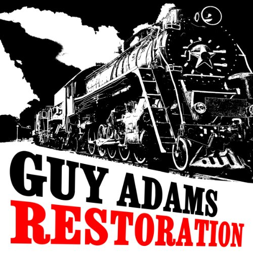 Restoration audiobook cover art