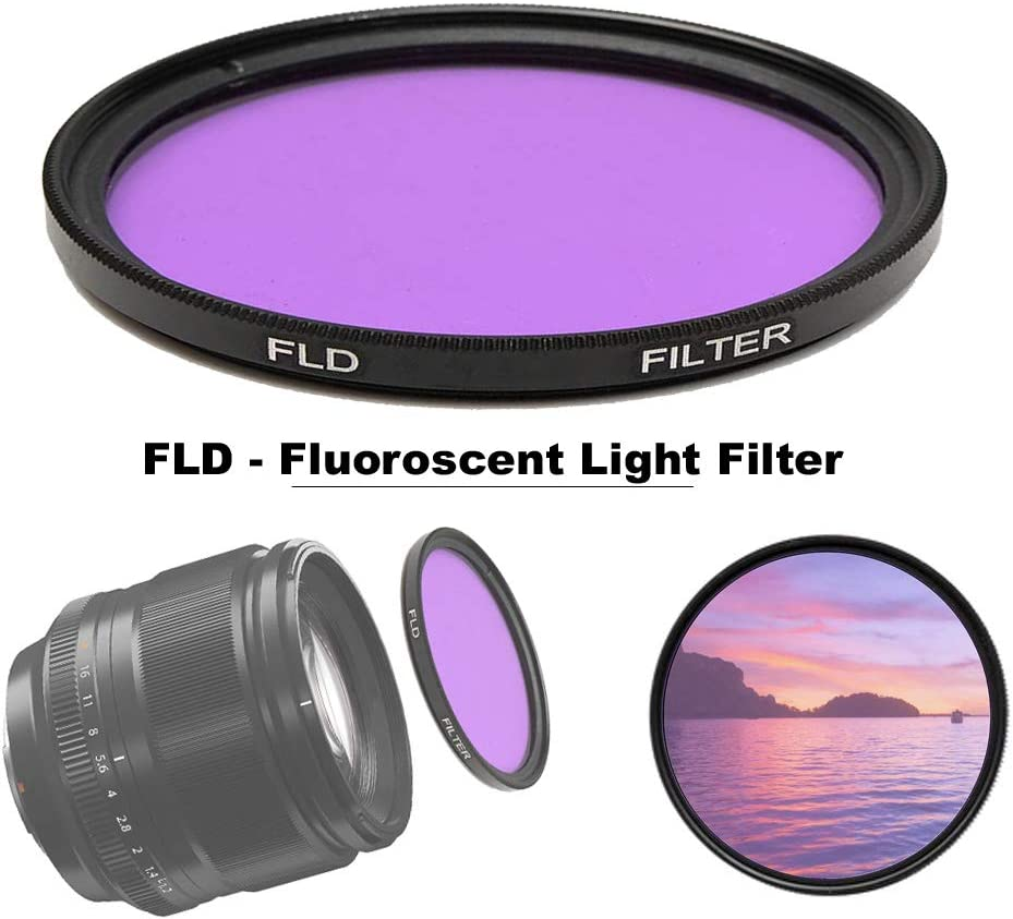 77mm FLD Florescent discount Camera Lens Filter f EF Max 59% OFF 400mm 5.6L Canon for