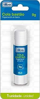 Cola em Bastão 9g - Blister com 1 unidade, Tilibra, 156604