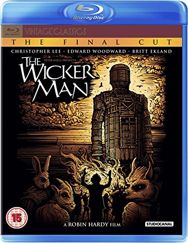Wicker Man - 3-Disc 40th Anniversary Edition [Blu-ray]