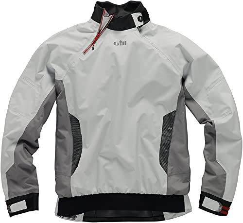 Gill Race Smock 2019 - argent