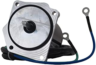 Rareelectrical NEW TILT AND TRIM MOTOR COMPATIBLE WITH YAMAHA F90TXR 4 STROKE ENGINE 2006-UP 6D8-43880-00-00 6D8438800000