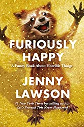 Funny and anxiety are two words that are rarely used in conjunction with each other. It is hard to find funny things about the soul-sucking feeling of anxiety. Jenny Lawson manages to tow that line creating a book about anxiety that is hysterically funny, educational and touching. | Check out Furiously Happy: A Funny Book about Horrible Things by Jenny Lawson