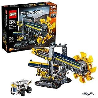 LEGO Technic 42055 - Schaufelradbagger, Bauspielzeug (B01CCT2ZIG) | Amazon price tracker / tracking, Amazon price history charts, Amazon price watches, Amazon price drop alerts