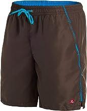 Zagano Zwembroek voor heren, met trekkoord, zwembroek, sportbroek, shorts S-6XL, gemaakt in de EU