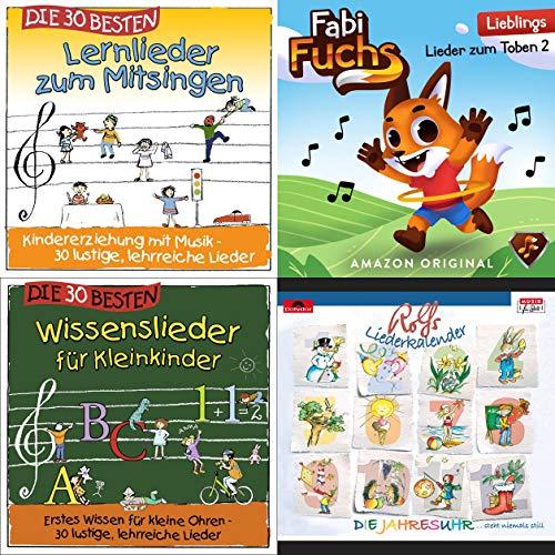 Lern-Lieder für Kinder