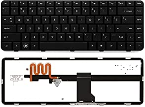 MACHENIKE Replacement Keyboard for HP Pavilion DM4-2000 DM4-2015DX DM4-2100 DM4-2033CL DM4-2070US Series Black US Layout