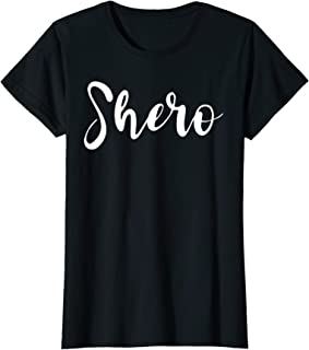 shero t shirt