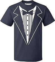 Promotion & Beyond Tuxedo White Funny Men's T-Shirt