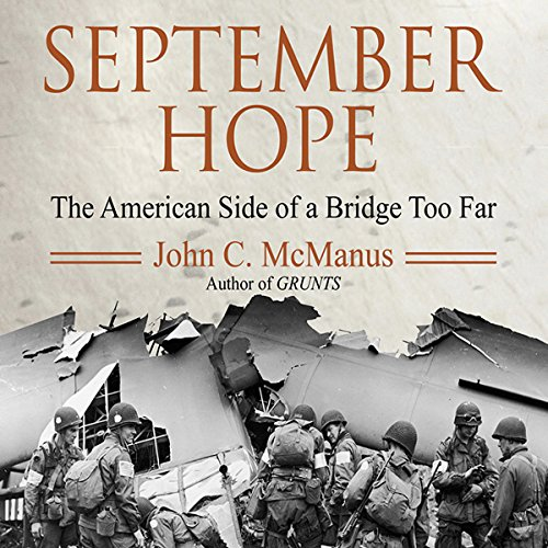 September Hope audiobook cover art