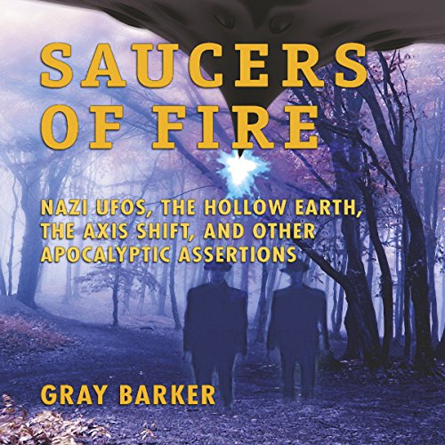 Saucers of Fire cover art