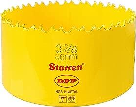 Corona perforadora multiusos Starrett MPH0418 corte r/ápido, 105 mm