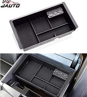 JAUTO Center Console Organizer Insert Tray for 2015-2018 GMC Sierra Yukon/Chevrolet Tahoe Silverado Suburban GM Vehicles Accessories Sunglass Holder Replaces 22817343