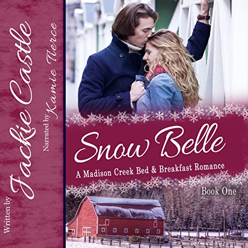Snow Belle audiobook cover art