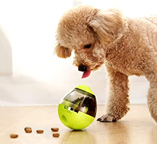 talifiy Dog Toys -IQ Treat Ball Slow Feeder Toy -Interactive Fun for Dogs and Puppy