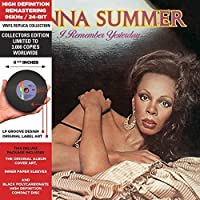 I Remember Yesterday - Cardboard Sleeve - High-Definition CD Deluxe Vinyl Replica by Donna Summer (2014-04-29)