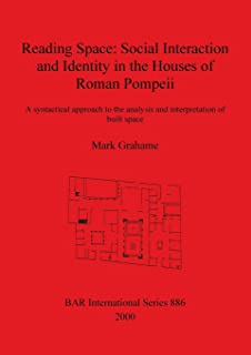 Reading Space: Social Interaction and Identity in the Houses of Roman Pompeii (BAR International Series)