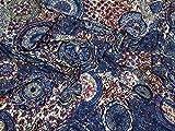 Minerva Crafts Weicher Jersey-Stoff, Meterware,