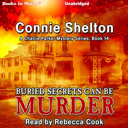 Buried Secrets Can Be Murder audiobook cover art