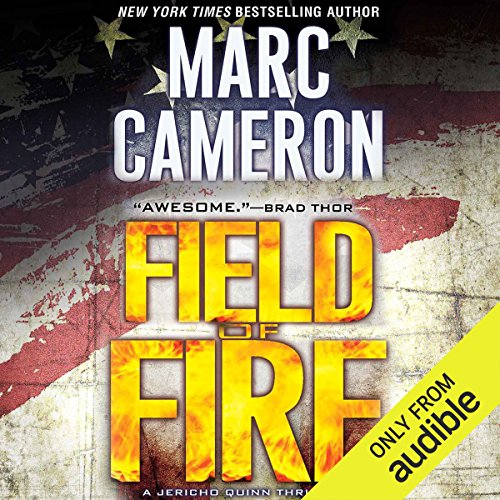 Field of Fire Titelbild