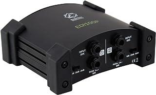 Eagletone EDI100P Estéreo directos pasivos caja negra