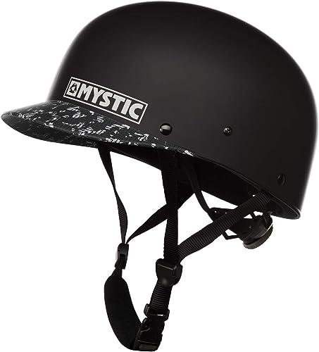 Mystic Shiznit Helmet noir blanc 90159