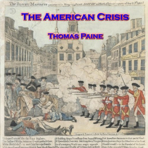 The American Crisis audiobook cover art