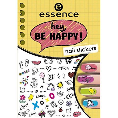 Essence Sets De Uñas Essence Uñas Diseño Adhesivosstickers Para Uñas 05 759366-1 unidad
