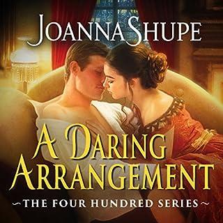 A Daring Arrangement audiobook cover art