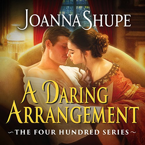 A Daring Arrangement audiobook cover art