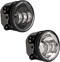 Jw Speaker 6145j - 12v Panel Fog Light Set - Chrome