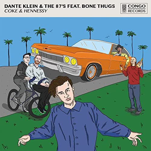 Dante Klein & The 87's feat. Bone Thugs-N-Harmony