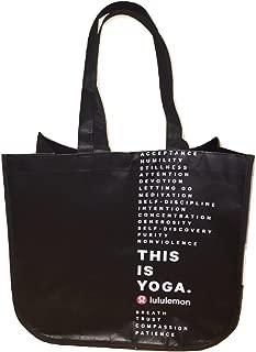 Lululemon Large Reusable Tote Carryall Gym Bag