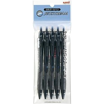 三菱鉛筆 油性ボールペン ジェットストリーム 0.7 黒 5本 SXN150075P.24