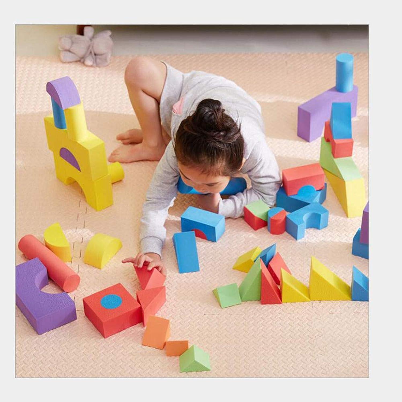 Kinder Umweltschutz Schaum Bausteine Spielzeug Puzzle Schaum Blcke