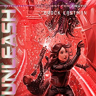 Unleash audiobook cover art
