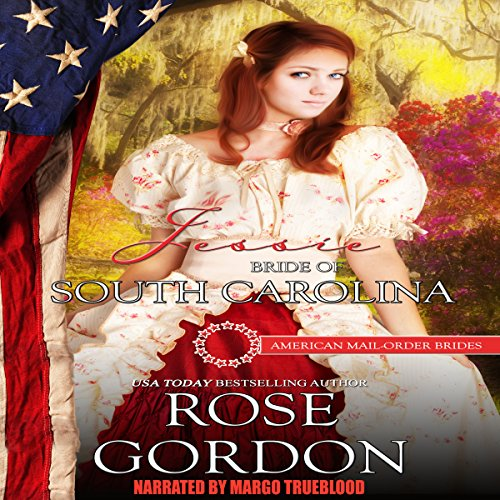 Jessie: Bride of South Carolina audiobook cover art