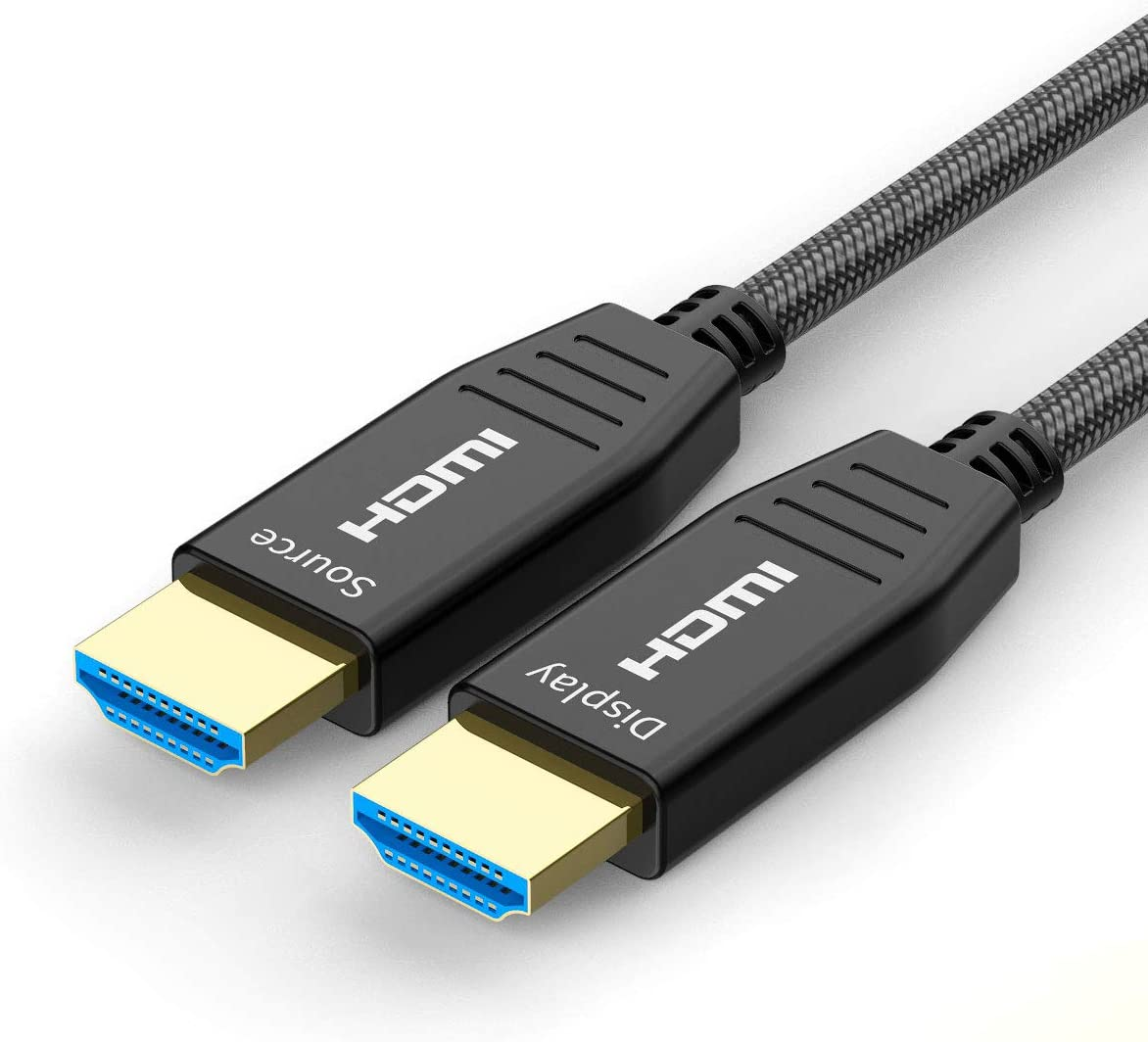 Fiber HDMI Cable 2021new Limited time for free shipping shipping free 100ft 4K Optic Cabl 60Hz 2.0b FURUI