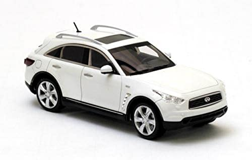 Neo Scale Models NEO44541 INTINITY FX50 Version 2 2010 Pearl 1 43 Die CAST Model Compatible avec