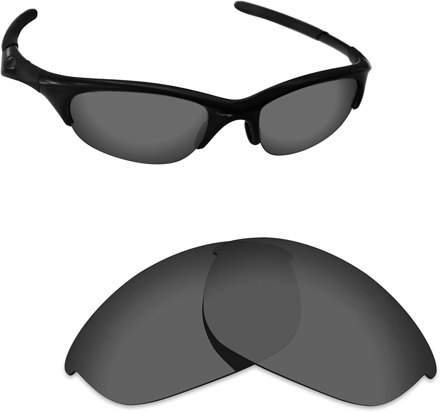 Phoenix Mall Alphax Polarized Replacement Lenses Accessories Free shipping on posting reviews Half Oakley for