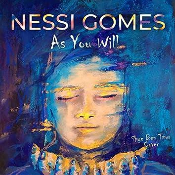 As You Will [Shye Ben Tzur Cover]
