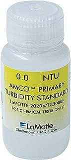LaMotte 1452 Turbidity Standard (EPA) for 2020WE/TC3000WE/LTC3000WE Turbidity Meter, 100 NTU, 60ml Volume
