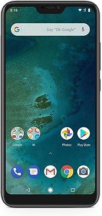 Xiaomi Mi A2 Lite 4GB RAM 64GB Dual SIM Black Smartphone - EU