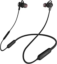 LINNER In Ear Noise Cancelling Headphones, Wireless Bluetooth Earbuds Extra Bass, Earbud Headphones Noise Canceling with Microphone NC50